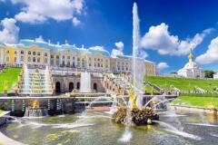 Петерхоф - Двореца на Петър Велики