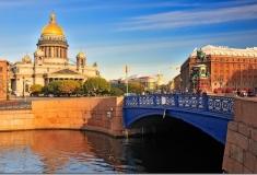 Санкт Петербург - Исакиевския събор