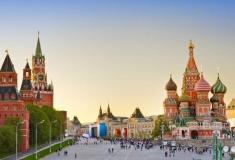 Москва - Червения площад