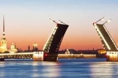 Белите нощи в Санкт Петербург