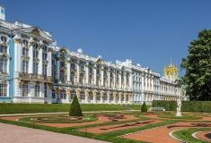 Екатерининския дворец