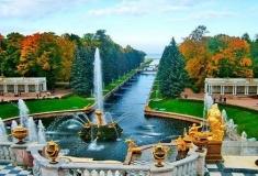 Парка на Петродворец
