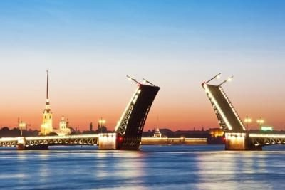 Белите нощи в РУСИЯ и по крайбрежието на Балтийско море